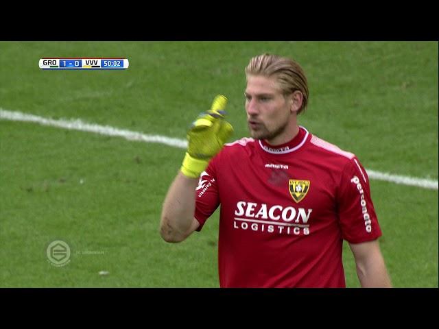 Samenvatting FC Groningen - VVV-Venlo 1-1