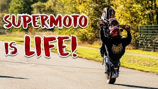 LIVING MY DREAM | Supermoto Lifestyle | Blackout