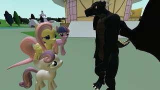 the portal home   season 3 episode 10 of ed adventures in equestria atter events