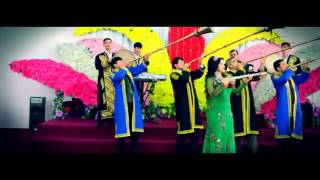 Gulnara Bayramova Armon Lazgi (Official Video) 2015