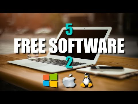 5 Free Software That Are Actually Great! 2 (2017)