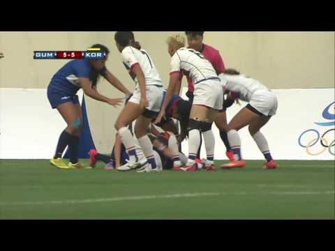Guam vs Korea (Women)