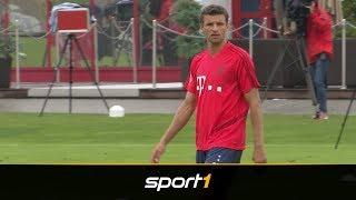 Bastian Schweinsteiger rät Thomas Müller zu Wechsel | SPORT1 - TRANSFERMARKT