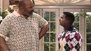 Fresh Prince - If we so rich....