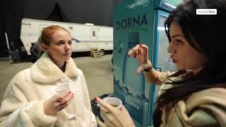 Julia Volkova  Lena Katina backstage 2012 (sottotitoliITA)