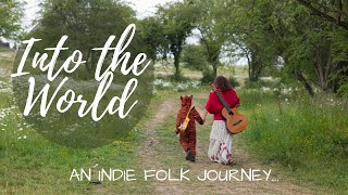Indie Folk Journey, song for spring and inspiration to travel 'Into the world' - Miss Cecily
