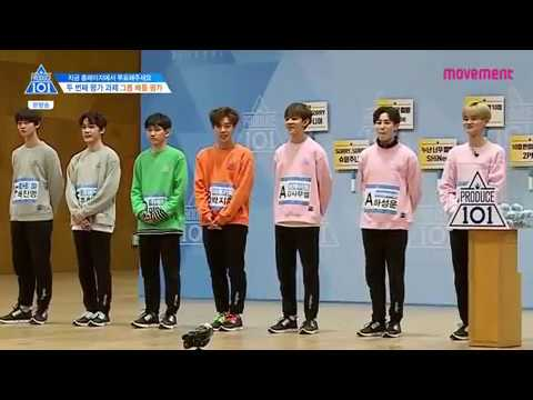 Produce 101 S2 - Creating the Avengers Team