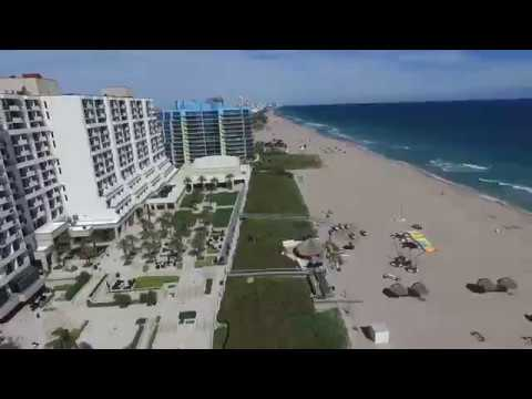 Drone incl. Interior Video of 1200 Holiday Drive Unit 204, Fort Lauderdale, 33316