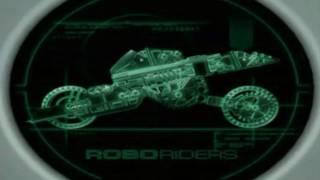 Lego Technic: ROBORIDERS Comercial 2000 RARE!