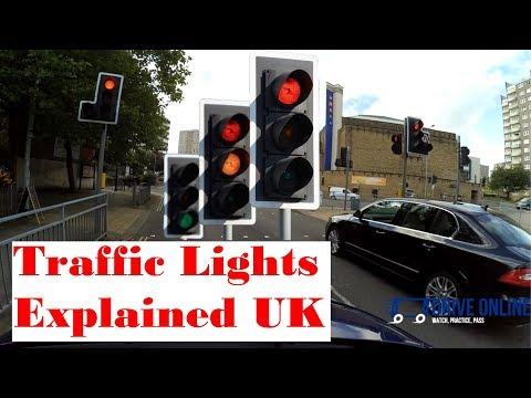 Traffic Lights UK - Traffic Lights Driving Lesson