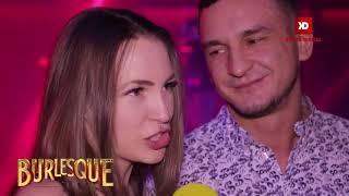 Вечеринка «Burlesque» в стрип клубе Бурлеск в Одессе