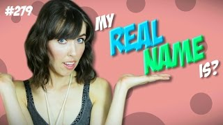 MY REAL NAME IS! (S.O.S. #279)