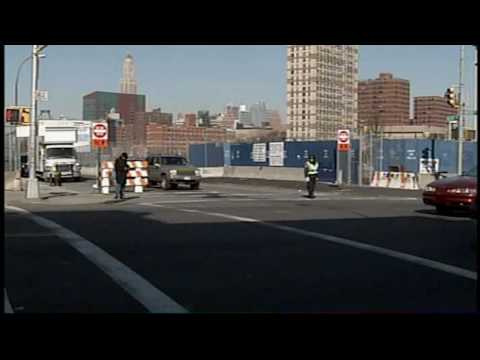 Brooklyn Streets Close For Atlantic Yards Construction - NY1.com.flv