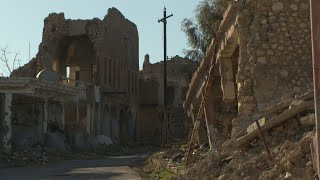 After ISIS, Yazidis in northern Iraq struggle to rebuild