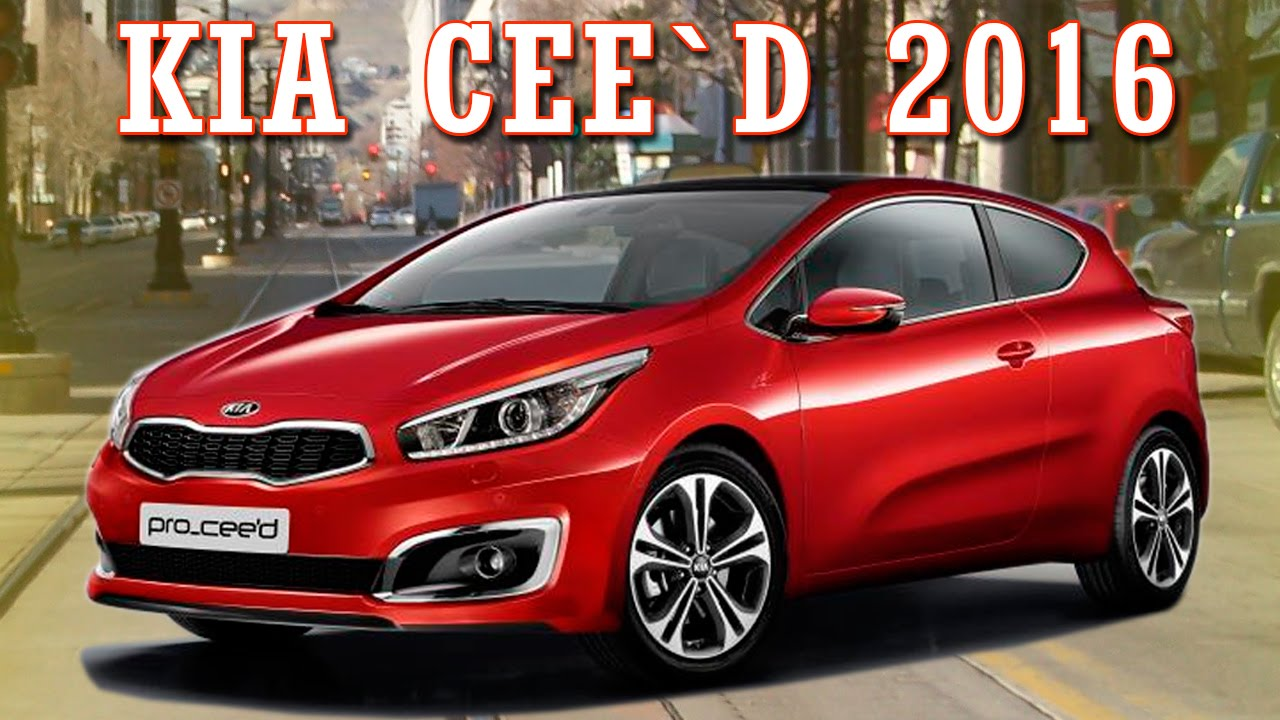 2016 kia ceed review first look of the facelift unmasked. Black Bedroom Furniture Sets. Home Design Ideas