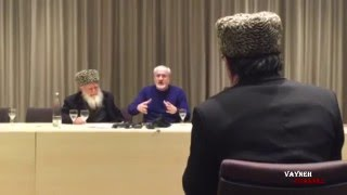 """Ахмед Закаев """"в убийстве Аслана Масхадова участвовали братья Хамбиевы"""""""
