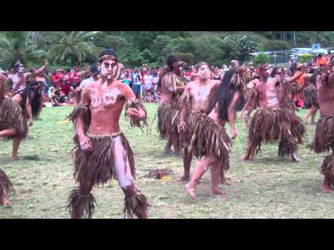 Marquesan Arts Festival - Opening Ceremonies
