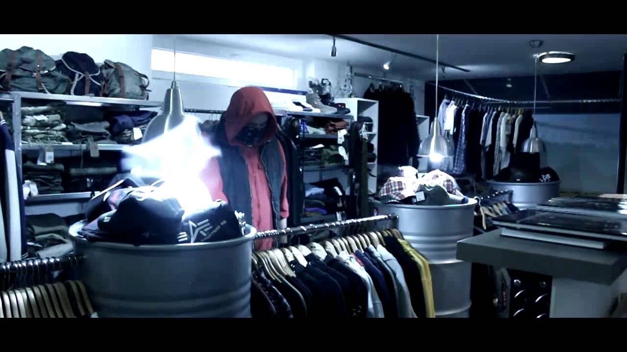 outlet store 2abbb d8fea TORULA - Alpha Industries (OFFICIAL VIDEOCLIP) HD