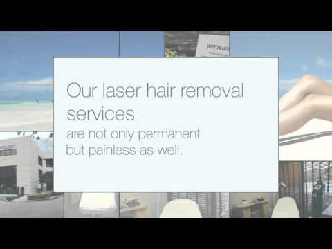 Painless Laser Hair Removal in Weston,FL | Weston Laser