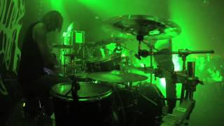 F Widigs - Marduk - Those of the Unlight (drum cam)