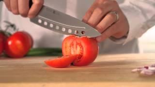 """Wüsthof® Gourmet Ridge Chef's Knife, 8"""""""