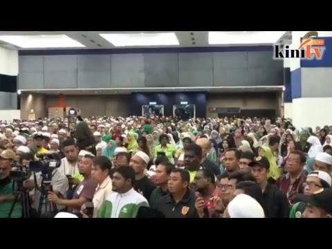 LIVE: PAS Selangor umum calon PRU14