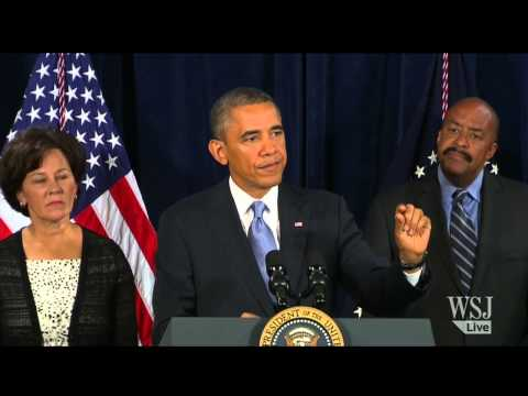 Obama Takes Questions on NSA Surveillance Program