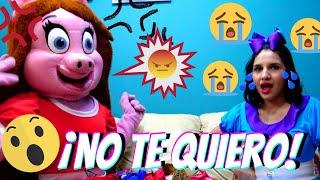 Candy no quiere a la Megamiga Alejandra - Megafantastico Tv