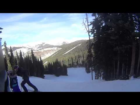 ski vail mountain top gandy dancer