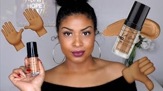 NEW L.A. Girl Pro Coverage HD Foundation Review | Demo