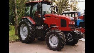 Трактор Беларус МТЗ 2022 - Обзор внешнего вида и кабины