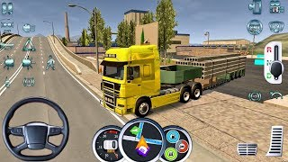 Euro Truck Driver 2018 #26 - New Truck Game Android gameplay
