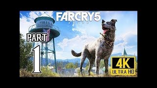 FAR CRY 5 FULL Walkthrough Gameplay Part 1 (PS4 / PS4 PRO / XBOX ONE / XBOX ONE X / PC )