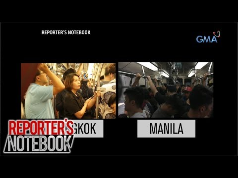 Reporter's Notebook: Ano na nga ba ang lagay ng transportasyon sa Pilipinas?