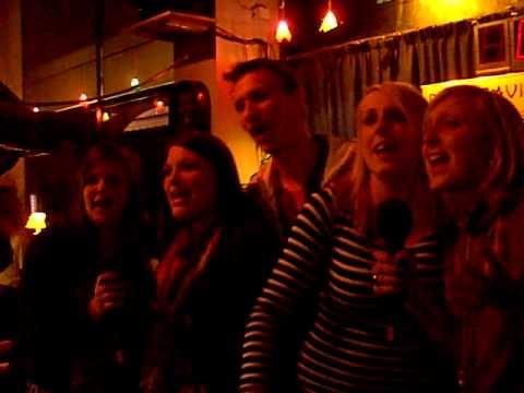 Karaoke time in Tampere 2