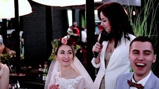 Эмоциональный Бекстейдж свадьбы в Москве