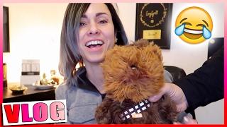 ICEMAN TROLLE ENCORE MON VLOG / Family vlog Jen va à son stage de G...