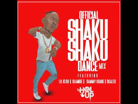 Official Shaku Shaku Mix Dance Party 2018 Ft Olamide Lil Kesh Dammy Krane Skales