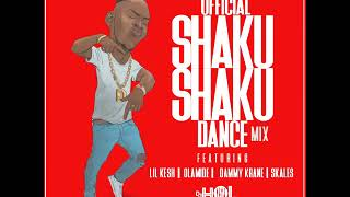 Official Shaku Shaku Dance 2018 Mix Ft Olamide Lil Kesh Dammy Krane Skales