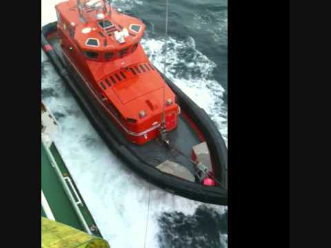 Offshore Rescue and Recovery Craft Phase 4 Trials.wmv
