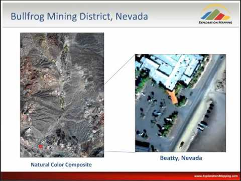 LEAD Webinar Series:  Exploration, Mining & Environmental Applications of WV3