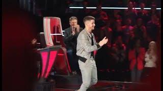 Nick Jonas Vs All Coaches, The Voice Ex