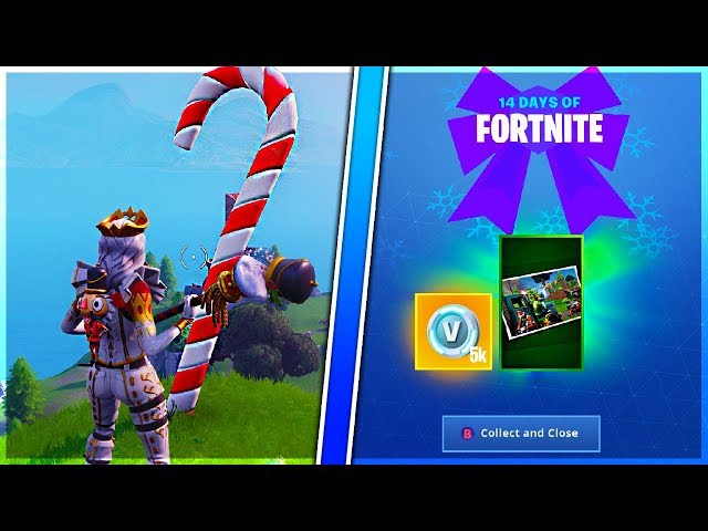 Fortnite Christmas Event Hashtag On Video686 1 Videos