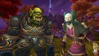 World of Warcraft: Warlords of Draenor Gameplay