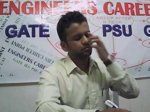 Mock Interview (M.Tech, IIT-Bombay) - Engineers Career Point