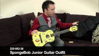SpongeBob Squarepants Acoustic Guitar (junior) by 24studio