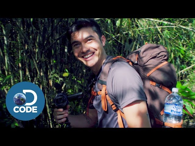 Henry Golding's Journey of Self-Discovery | Surviving Borneo (3/8)