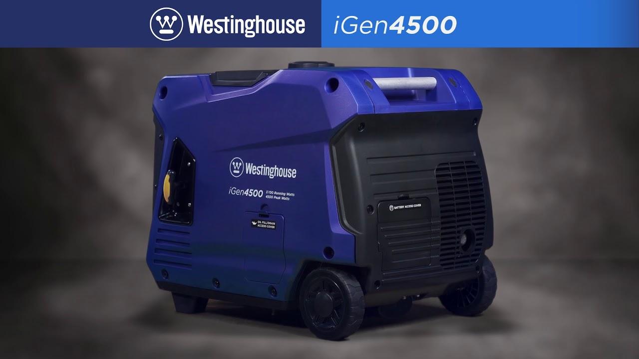 iGen4500 - Westinghouse