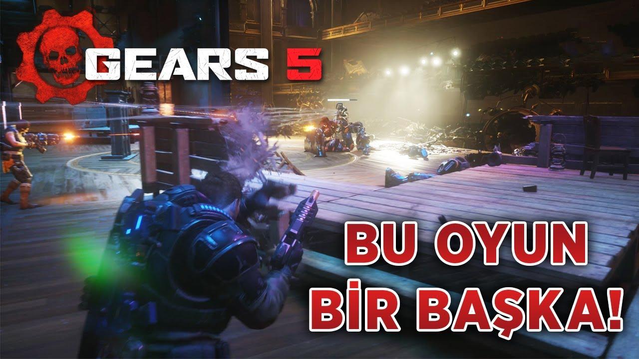 Gears 5 Video İnceleme