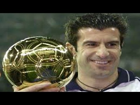 Football's Greatest - Luis Figo Documentary